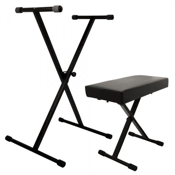 Keyboard Stand and Bench Pack