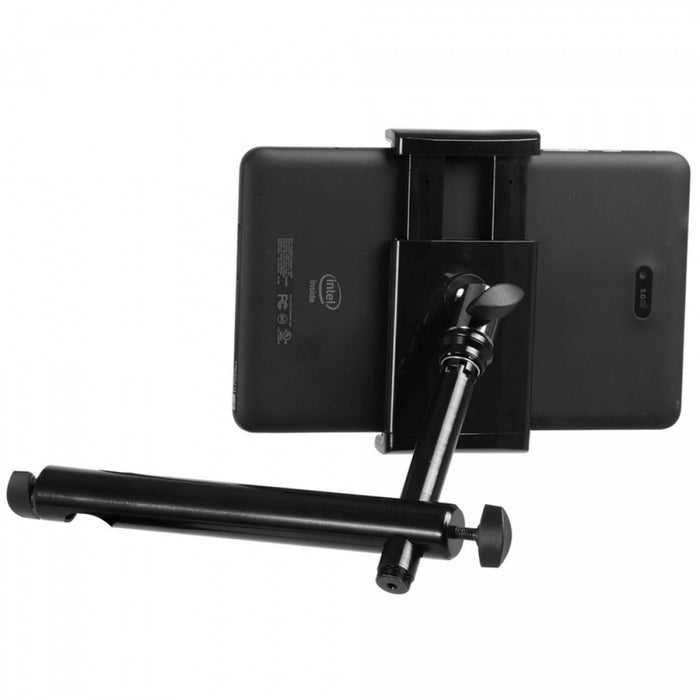 Tablet/Phone U-Mount Universal Grip-On System w/ Mounting Bar