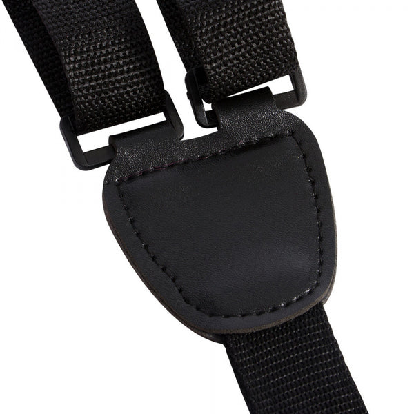 Ukulele Strap - Over Neck - Black