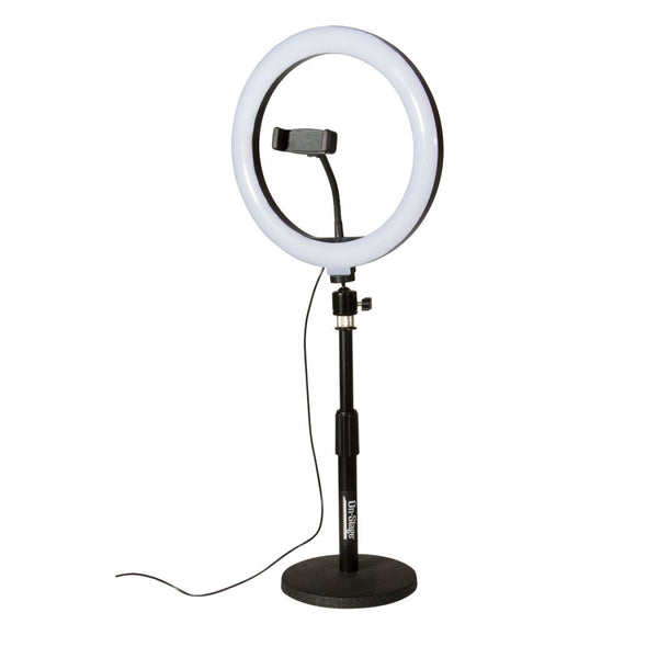 LED Ring Light Kit - On Stage VLD360