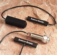 Barcus Berry 1457 Acoustic Guitar Pickup Outsider Piezo Transducer