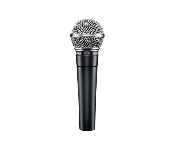 SHURE SM-58 Vocal Microphone
