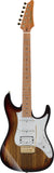 Ibanez AZ Premium Electric Guitar w/Bag - Deep Espresso Burst