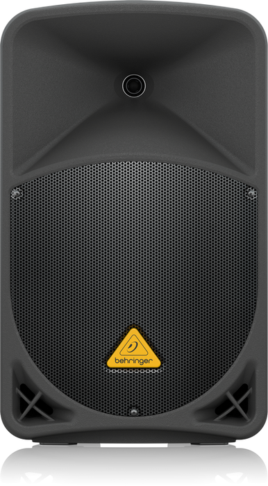 "EUROLIVE B112D Active 2-Way 12"" PA Speaker System with Wireless Option and Integrated Mixer"
