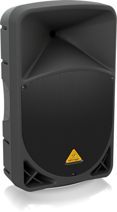 "EUROLIVE B115D Active 2-Way 15"" PA Speaker System with Wireless Option and Integrated Mixer"