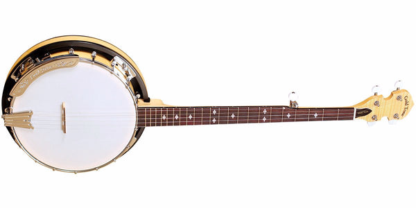 GoldTone CC-100RW Intermediate Resonator Banjo (Wide Fingerboard)