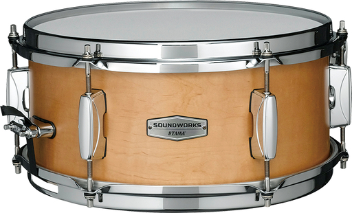 "TAMA SOUNDWORKS MAPLE SNARE DRUM 5.5""X12"""