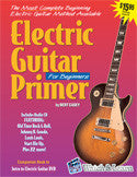 Electric Guitar Primer Book with CD