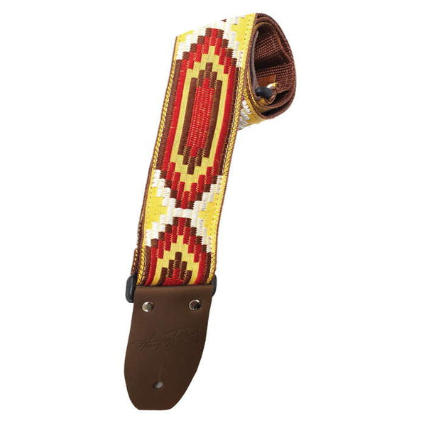 Henry Heller HVDX Guitar Strap (Available in 2 Designs)