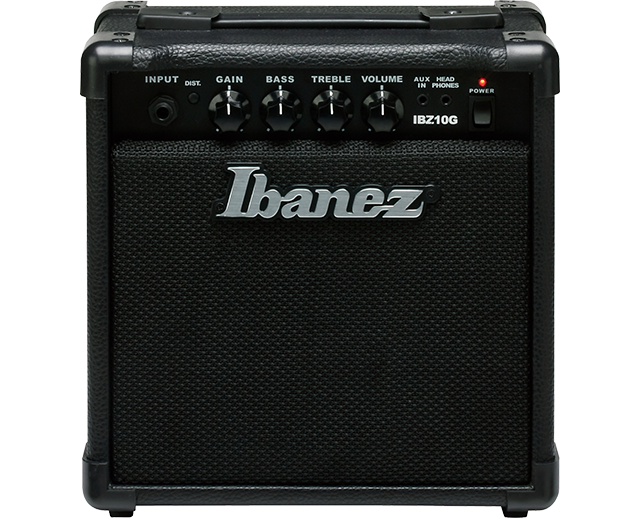 IBZ10G 10W Guitar Combo Amplifier