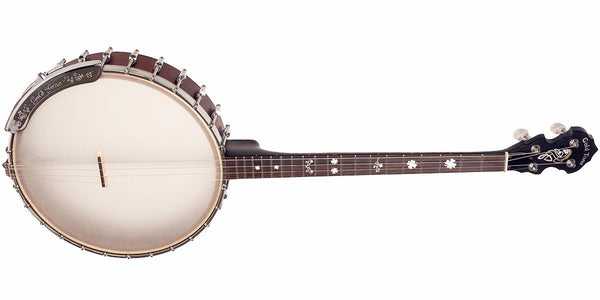 GoldTone 4-String Irish Tenor Openback Banjo with 17 Frets