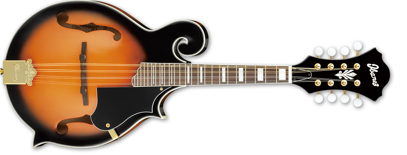 IBANEZ F-style Mandolin M522S Brown Sunburst High Gloss