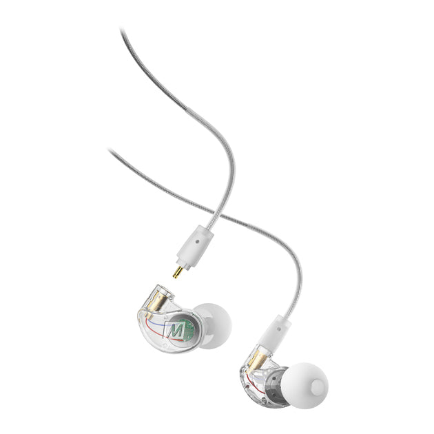 M6 PRO 2ND GENERATION NOISE-ISOLATING MUSICIAN'S IN-EAR MONITORS WITH DETACHABLE CABLES