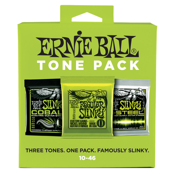 Ernie Ball Electric Tone Pack 10-46