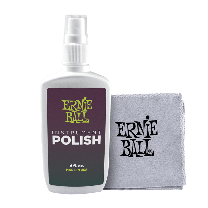 Ernie Ball Polish & Cloth