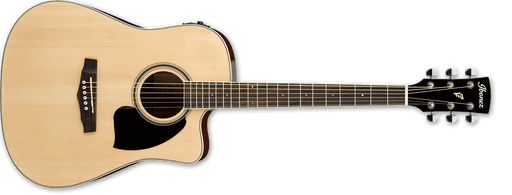 IBANEZ PF Performance Cutaway Dreadnought - Natural