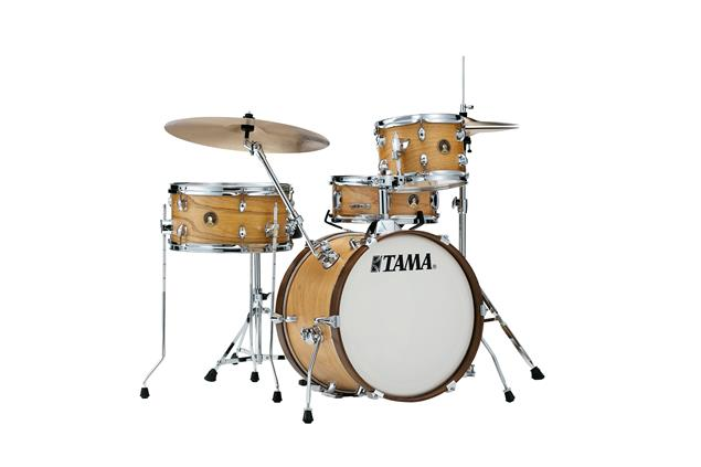 "Tama Club-JAM 4-Piece Shell Pack w/ 18"" Bass Drum - Satin Blonde"