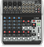 XENYX Q1202USB Premium 12-Input 2-Bus Mixer with XENYX Mic Preamps & Compressors, British EQs and USB/Audio Interface