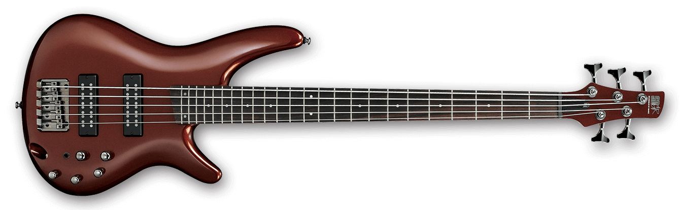 SR Series 5-String Root Beer Metallic