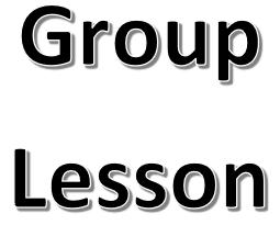 1/2 Hour Group Lesson (1 per Person)