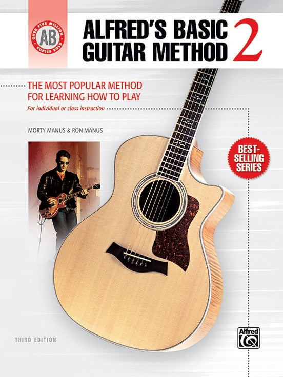 Alfred's Basic Guitar Method 2