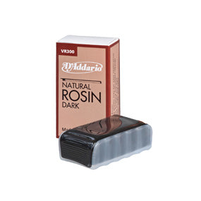 D'Addario Natural Rosin (Dark) VR300