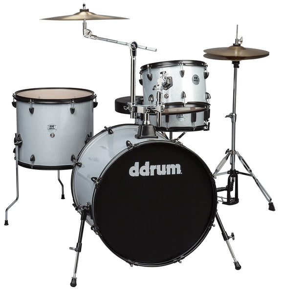 DDRUM D2 ROCK - COMPLETE DRUM SET WITH CYMBALS
