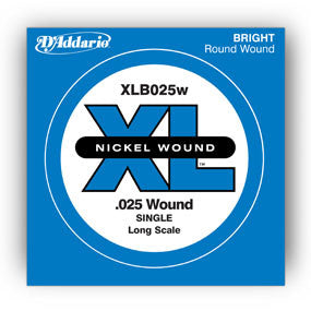 XL Nickel Round Wound Singles