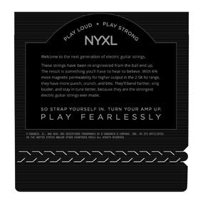 NYXL1046 Nickel Wound, Regular Light, 10-46