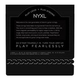 NYXL1152 Nickel Wound, Medium Top / Heavy Bottom, 11-52