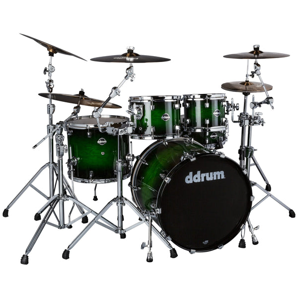 DDRUM DOMINION SERIES BIRCH 5PC SHELL PACK WITH ASH VENEER