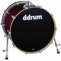 ddrum DOMINION BIRCH 18x22 BASS DRUM