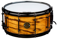 ddrum DIOS MAPLE NATURAL ZEBRA WOOD SNARE DRUM