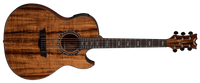 DEAN EXHIBITION ACOUSTIC/ELECTRIC - KOA
