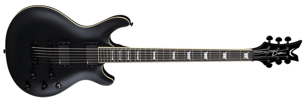 DEAN ICON BARITONE BLACK SATIN