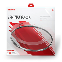 Evans E-Ring Pack, Rock