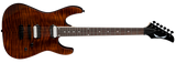 DEAN MD 24 SELECT FLAME TOP TIGER EYE