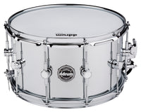 ddrum MODERN TONE 8x14 STEEL SHELL SNARE DRUM
