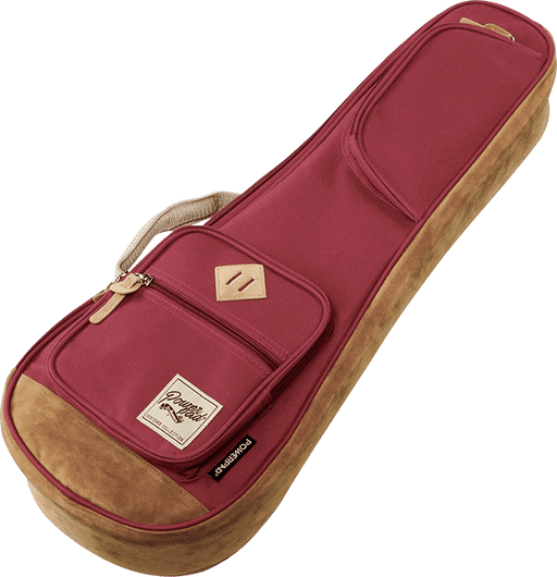 POWERPAD® Designer Collection for Concert Style Ukulele Wine Red