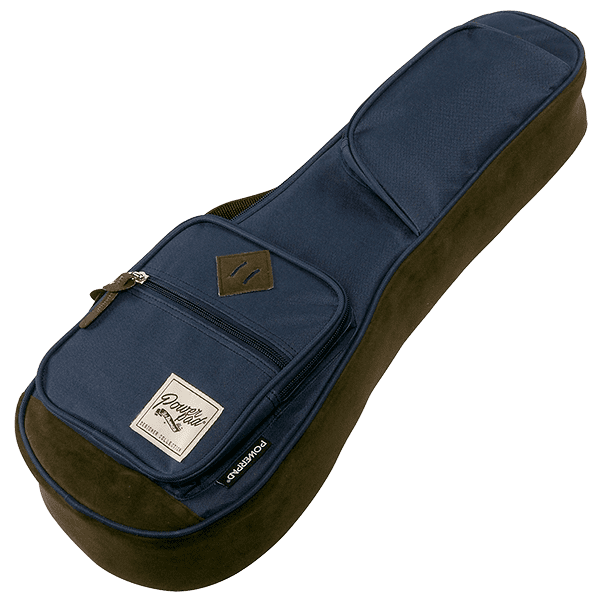 POWERPAD® Designer Collection for Soprano Style Ukulele Navy Blue