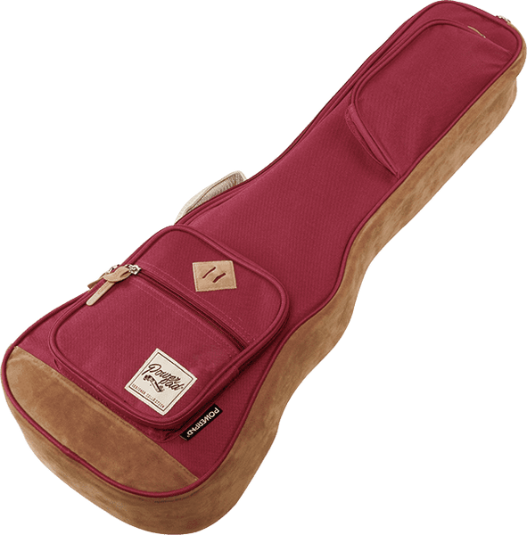 POWERPAD® Designer Collection for Tenor Style Ukulele Wine Red