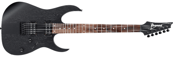 Ibanez RGRT421 Weathered Black