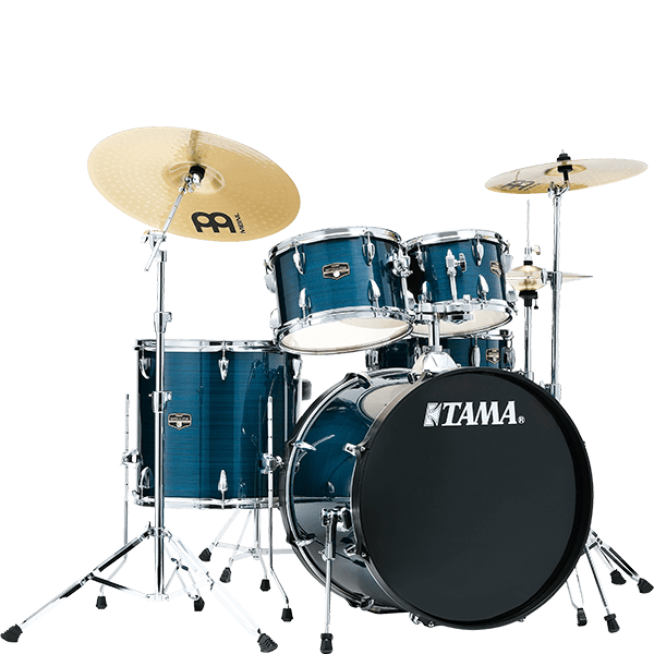 TAMA IMPERIALSTAR 5 PIece - Hairline Blue