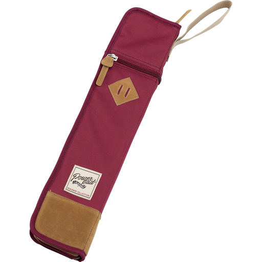 POWERPAD Designer Stick Bag - Wine Red