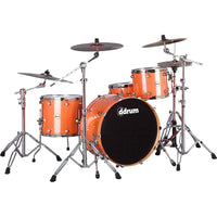 ddrum PALADIN MPL ROCK 24 4 PIECE DRUM KIT