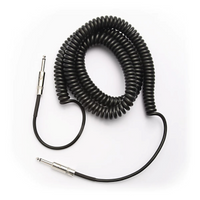 Coiled Instrument Cable - D'addario