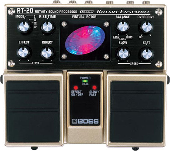BOSS RT-20 Rotary Sound Processor