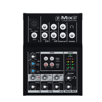 Mackie 5-Channel Compact Mixer Mix5