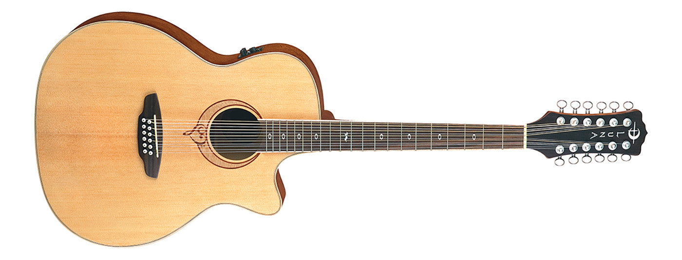 Heartsong 12-String A/E - Satin Natural
