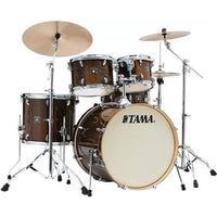 "Tama Superstar Classic 5-piece Shell Pack with 22"" Bass Drum Gloss Java Lacebark Pine"